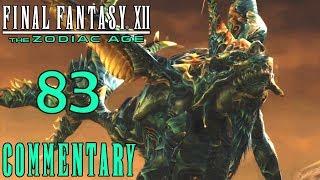 Final Fantasy XII The Zodiac Age Walkthrough Part 83 - Slyt Boss Battle & 2nd Ascent