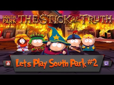 ★ Let's Play SouthPark The Stick of Truth #2 ★