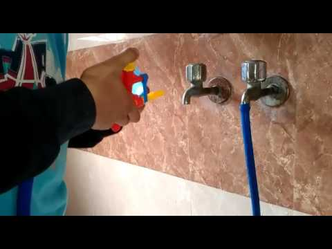 How to fill water balloon fast