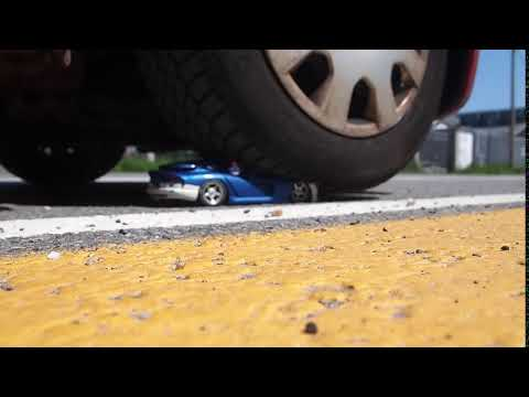 viper driven by randall boggs has an accident (rubbish video)