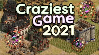 Craziest Game of 2021?