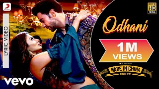 Odhani - Official Lyric Video|Rajkummar & Mouni|Sachin-Jigar|Neha Kakkar&Darshan Raval