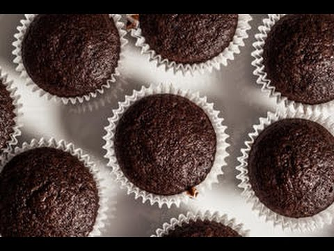 Simple Chocolate cupcake recipe in microwave