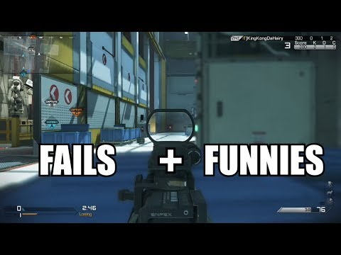Call of Duty Ghosts Fails and Funny Moments!