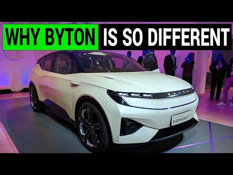 Why Byton is a Very Different Electric Car