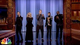 Pentatonix Sings The Tonight Show Open