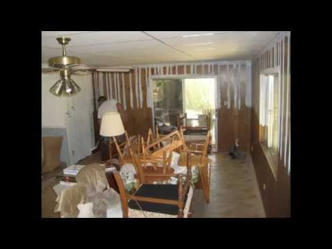 Painting Wood Paneling - Mrs. P. - Elmendorf TX