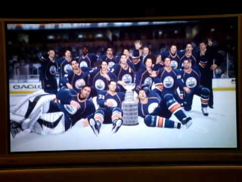 NHL 09 | Edm. Oilers -  Winning the Stanley Cup | Xbox 360
