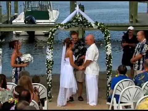 June 16, 2007 Wedding by Virginia Beach Wedding Chapel