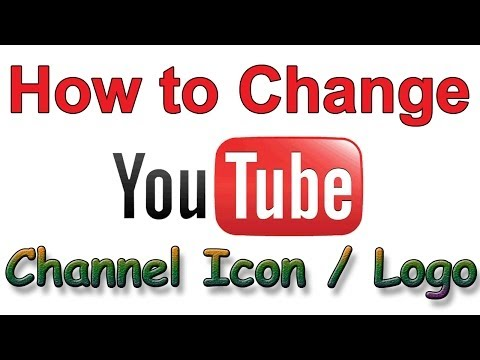 HOW TO ADD YOUTUBE CHANNEL ICON
