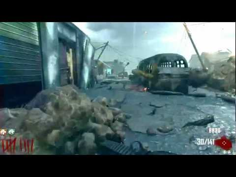 Tutorial on how to unlock the hidden song on Nuketown Zombies.