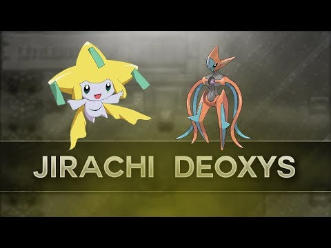 Pokemon Mega Emerald X And Y| Deoxys & Jirachi