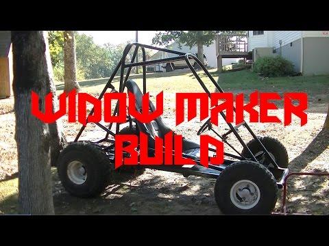 Widow Maker Off Road Go Kart Build