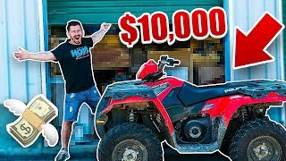 I Bought A $1000 Abandoned Storage Unit and Found This.. ($10,000 PROFIT)