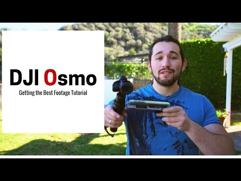 TOP SECRET TO GET THE BEST FOOTAGE With DJI Osmo | Momentum Productions