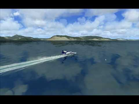Microsoft Flight Simulator X, Windows XP DirectX 9