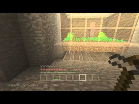 Fully auto villager wheat farm Xbox one Minecraft