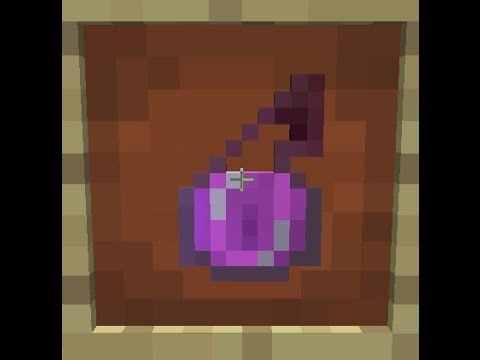 Minecraft how to make every potion in the game 1.7.2 (part 2)