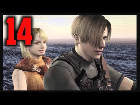 Resident Evil 4: Ultimate HD Edition [14] - ENDING
