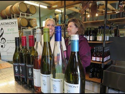 Okanagan Wineries: Beaumont Winery
