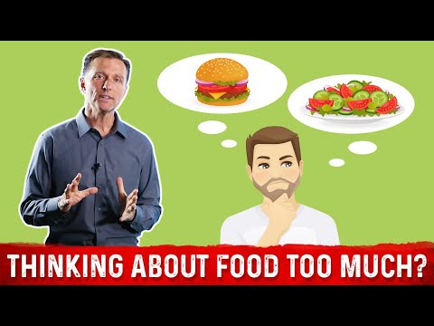 Are You Thinking About Food Too Much?