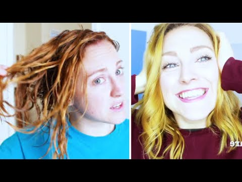 How To Remove Hair Colour Without Bleach -  Colourless Max Condition Review & RESULTS