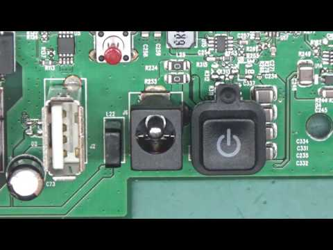 BT Home Hub 5 ADSL Modem Router teardown - one way and a close look inside