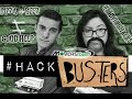 HackBusters: Episode 1 - Getting Moving Help From Friends
