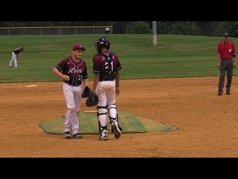 New York Heat vs Hamden Yard Dogs NYEB 13u Baseball June 17, 2017
