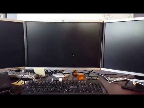 Lenovo w540 after bios upgrade