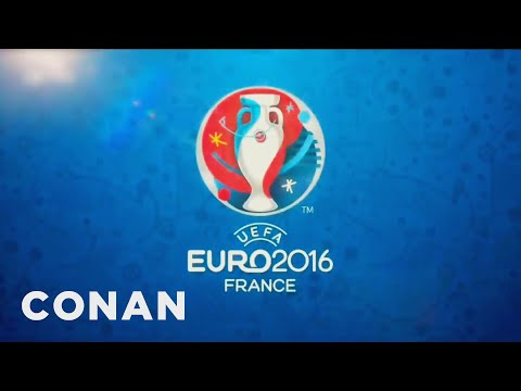 Exciting Highlights From The Euro 2016 Final  - CONAN on TBS