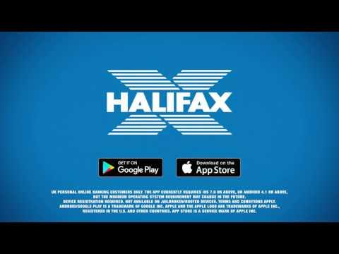 HALIFAX MOBILE BANKING APP - HALIFAX