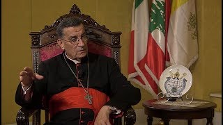 """To lose Lebanon is to lose the only Middle Eastern country where Christians live in peace"""
