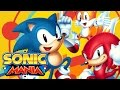 Sonic Mania Official Pre order Release Date Trailer