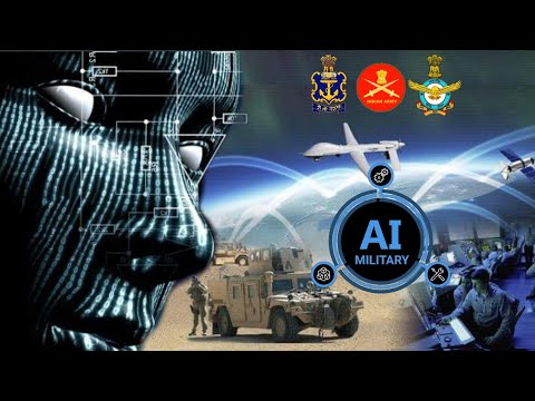 Military Artificial Intelligence - 3 Ways How AI Can Help The Indian Armed Forces | Explained(Hindi)