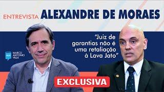 Ministro Alexandre de Moraes: Juiz de garantias não é uma retaliação à Lava Jato