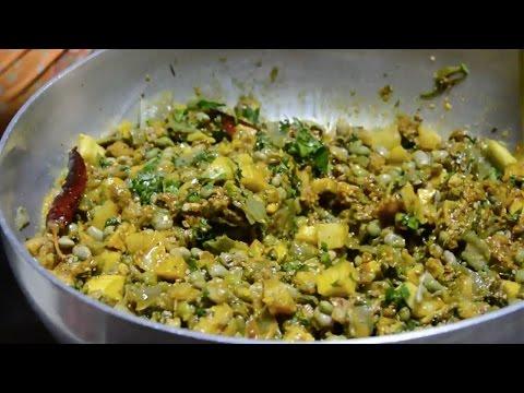 Undhiyu Recipe - How To Make Undhiyu By Bhavisha Brahmbhatt