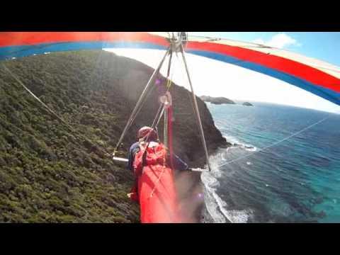 Hang-glide Lord Howe Island