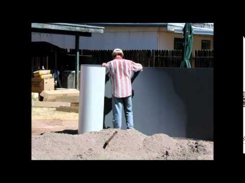 Above Ground Pool Installation Part 2