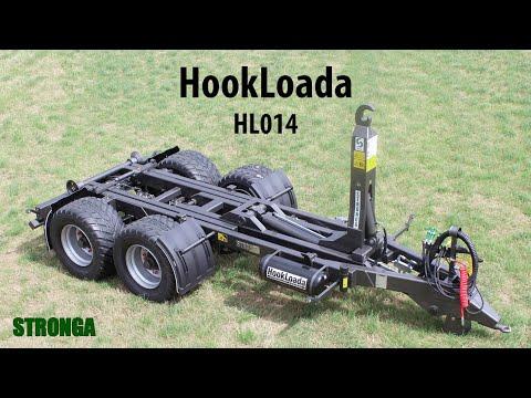 Stronga HookLoada HL014 – Transforming compact and nimble hook lift design