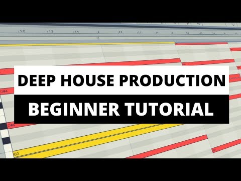 Quick Deep House Production Tutorial In Ableton Live