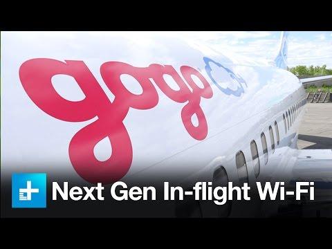 Gogo's next generation of in-flight Wi-Fi will stream Netflix