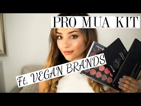 FULL PROFESSIONAL MAKEUP KIT CRUELTY FREE| UNDER £350/ $500