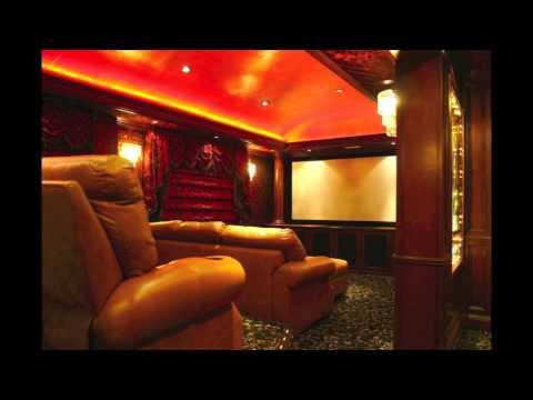 Interior & Exterior Designs Inc Zarelli Home Theater