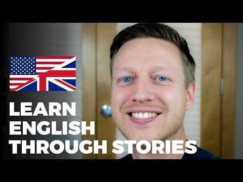 How to Learn English Through Stories and Improve FAST 🇬🇧 🇺🇸  (TOP TIPS)