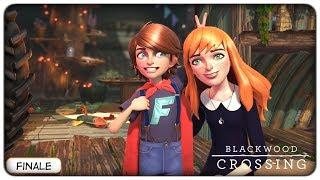 LA STRANA STORIA DELLA FAMIGLIA BLACKWOOD (finale) | Blackwood Crossing - ep. 04 [ITA]