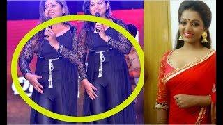 Malayalam Anchor Meera Anil Fashion Disaster - VIRAL VIDEO
