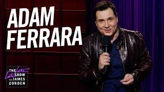 Download Adam Ferrara Stand-up Video