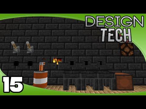 DesignTech - Ep. 15: Smeltery Building!