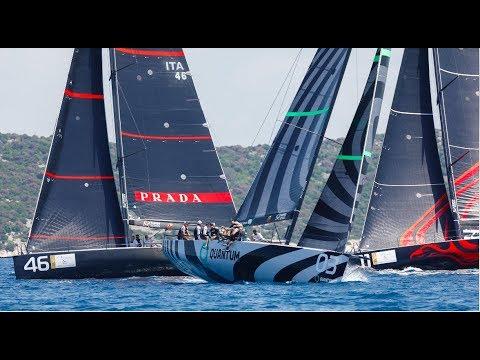 Day 2 Highlights - Sibenik 52 Super Series Sailing Week, Croatia